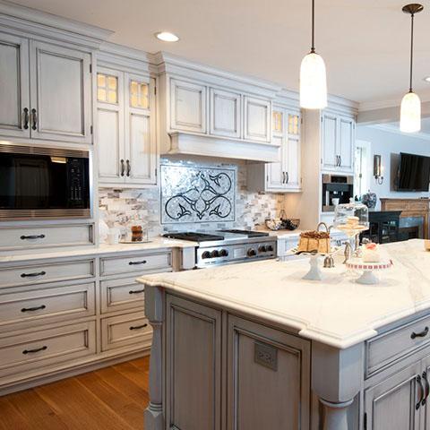 full kitchen cabinets
