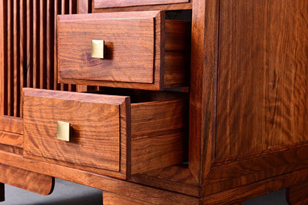 past works of the cabinet maker