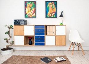 Installing Custom Built-in Cabinets