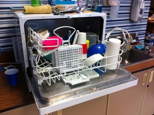 organizing your cabinets