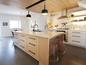 Leslieville Kitchen Cabinets Wooden Woodworking